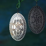 Ethnic Tribal Dangle Earrings FE077