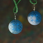 Ethnic Tribal Dangle Earrings FE091