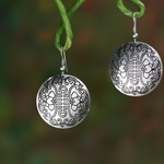 Ethnic Tribal Dangle Earrings FE095