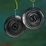 Ethnic Tribal Dangle Earrings FE097