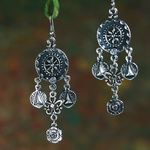 Ethnic Tribal Dangle Earrings FE101