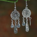 Ethnic Tribal Dangle Earrings FE103