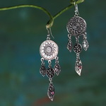 Ethnic Tribal Dangle Earrings FE108