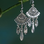 Ethnic Tribal Dangle Earrings FE110