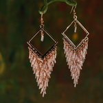Ethnic Tribal Dangle Earrings FE130