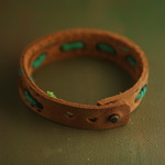 Ethnic Tribal Leather Bracelet L019