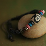 Ethnic Tribal Leather Bracelet L033