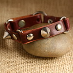 Ethnic Tribal Leather Surfer Bracelet LB052
