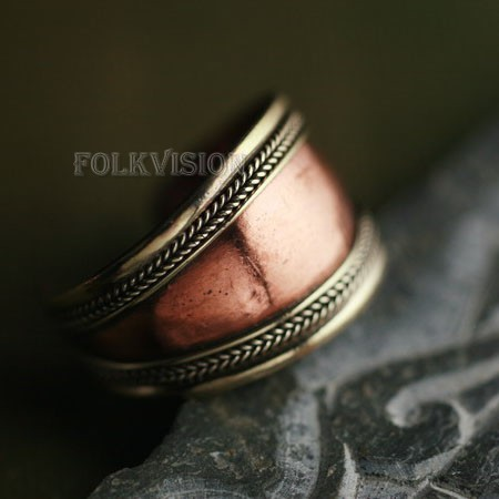 Ethnic Tribal Tibetan Handmade Ring TR008