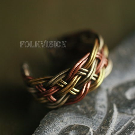 Ethnic Tribal Tibetan Handmade Ring TR010