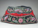 Vintage Chinese Tribal Miao Embroidered Baby Hat H6016