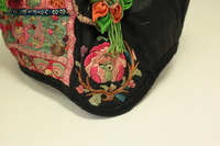 Vintage Chinese Tribal Miao Embroidered Baby Hat H6019