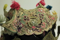 Vintage Chinese Tribal Dong Embroidered Baby Hat H6049