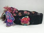 Vintage Chinese Tribal Miao Embroidered Baby Hat O5015