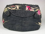 Vintage Chinese Tribal Miao Embroidered Baby Hat O5017