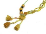 Unique Chinese Handmade Jade Necklace JD008