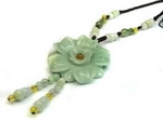 Unique Chinese Handmade Jade Necklace JD010