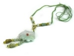 Unique Chinese Handmade Jade Necklace JD014