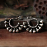 Tribal Miao Handmade Earrings JE001