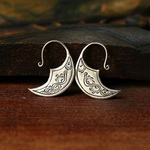 Ethnic Tribal Miao Handmade Earrings JE002