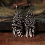 Ethnic Tribal Miao Handmade Earrings JE007