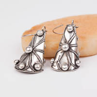 Tribal Miao Handmade Earrings JE092