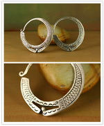 Tribal Miao Handmade Earrings JE123