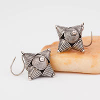 Ethnic Tribal Miao Handmade Earrings JE191