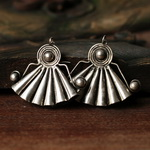 Ethnic Tribal Miao Handmade Earrings JE195