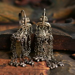 Ethnic Tribal Miao Handmade Earrings JE215