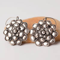 Ethnic Tribal Miao Handmade Earrings JE222