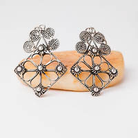 Ethnic Tribal Miao Handmade Earrings JE226