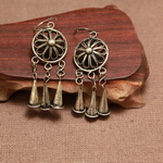 Ethnic Tribal Miao Handmade Earrings JE227