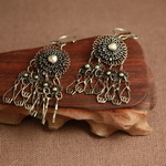 Ethnic Tribal Miao Handmade Earrings JE237