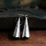 Ethnic Tribal Miao Handmade Earrings JE275