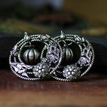Ethnic Tribal Miao Handmade Earrings JE282