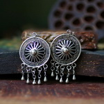 Ethnic Tribal Miao Handmade Earrings JE285