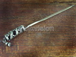 Tribal Ethnic Miao Handmade Hairpin JH006