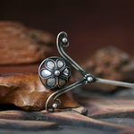 Tribal Ethnic Miao Handmade Hairpin JH083