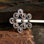 Tribal Ethnic Miao Handmade Hairpin JH093