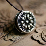 Tribal Miao Handmade Pendant Necklace MN035