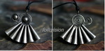 Tribal Miao Handmade Pendant Necklace MN049