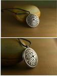 Tribal Miao Handmade Pendant Necklace MN067