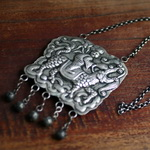 Tribal Miao Handmade Pendant Necklace MN071