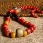 Old Tibetan Miao Handmade Necklace JO051