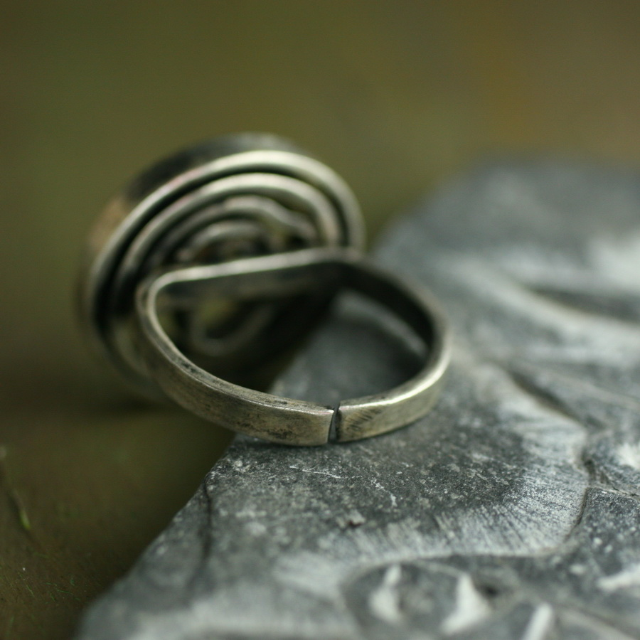 Miao handmade Ring JR014