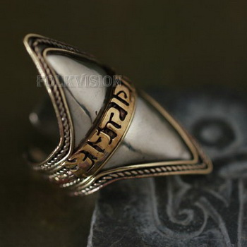 Ethnic Tribal Tibetan Handmade Ring TR002