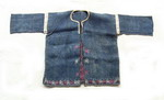 Old Chinese Tribal Hainan Li Hand Woven Hemp Jacket C8036