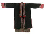 Old Chinese Tribal Yao Embroidered Jacket C8043