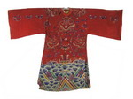 Old Chinese Tribal Miao Embroidered Jacket C8046